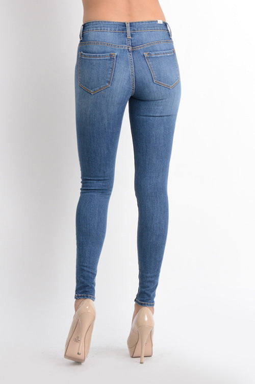 KanCan Mid Rise Medium Denim Jeans