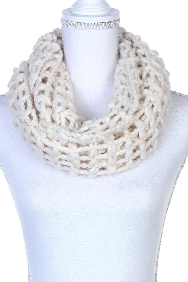 Square Infinity Scarf