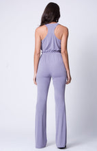Load image into Gallery viewer, Solid Surplice Wide Legs Jumpsuit - Esquire Label