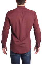 Load image into Gallery viewer, Scarlet Slim Fit Dress Shirt Long Sleeve - Esquire Label