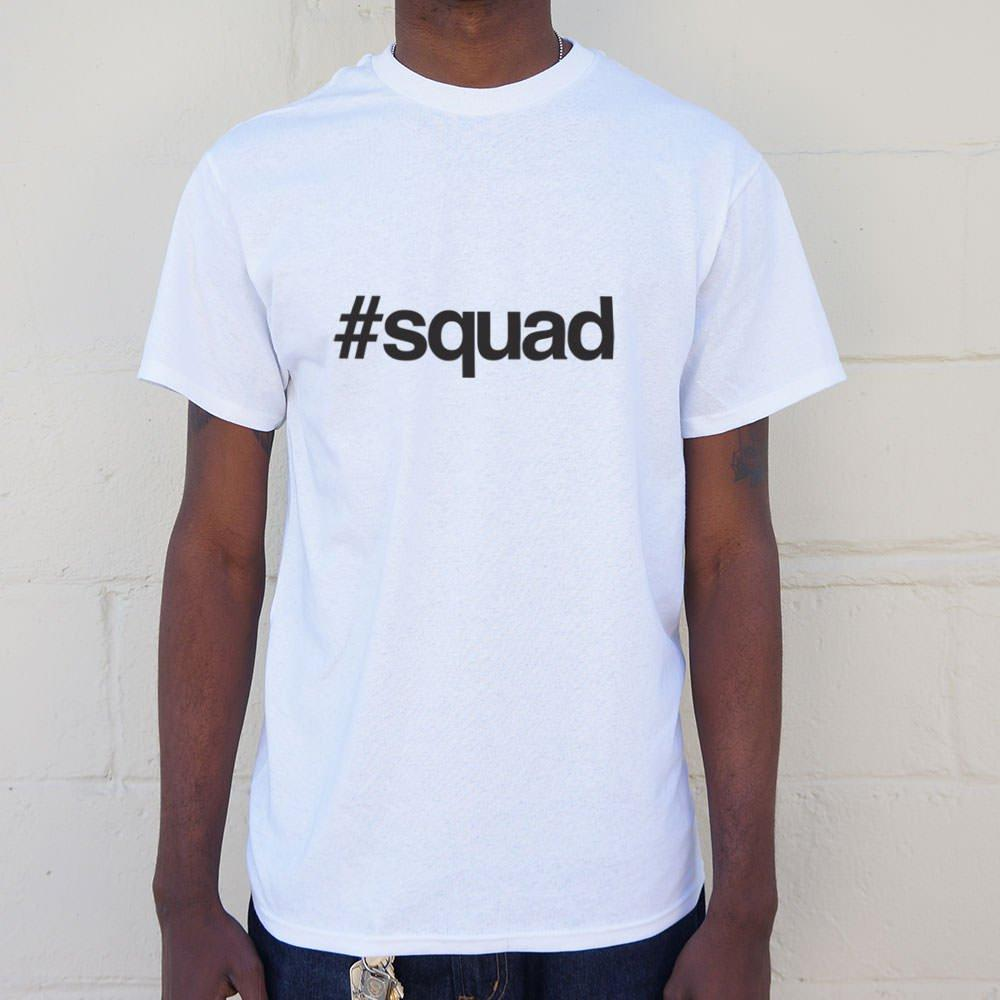 Hashtag Squad T-Shirt (Mens) - Esquire Label