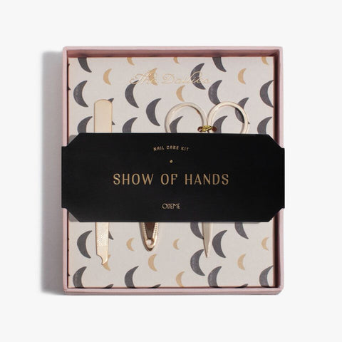 Show Of Hands ~ Nail Care Kit