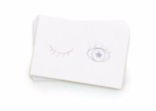 Wink ~ Mini Calling Cards