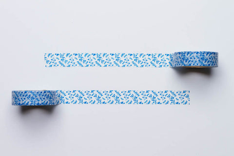 Blue Vine ~ Washi Tape