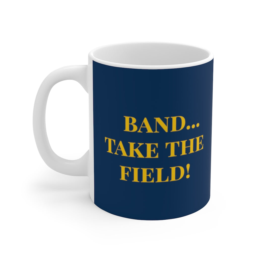 Band Take The Field | Meechigan Moments