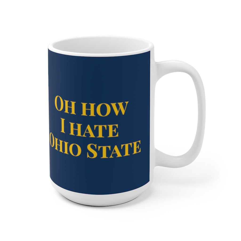 Oh How I Hate Ohio State | Meechigan Moments