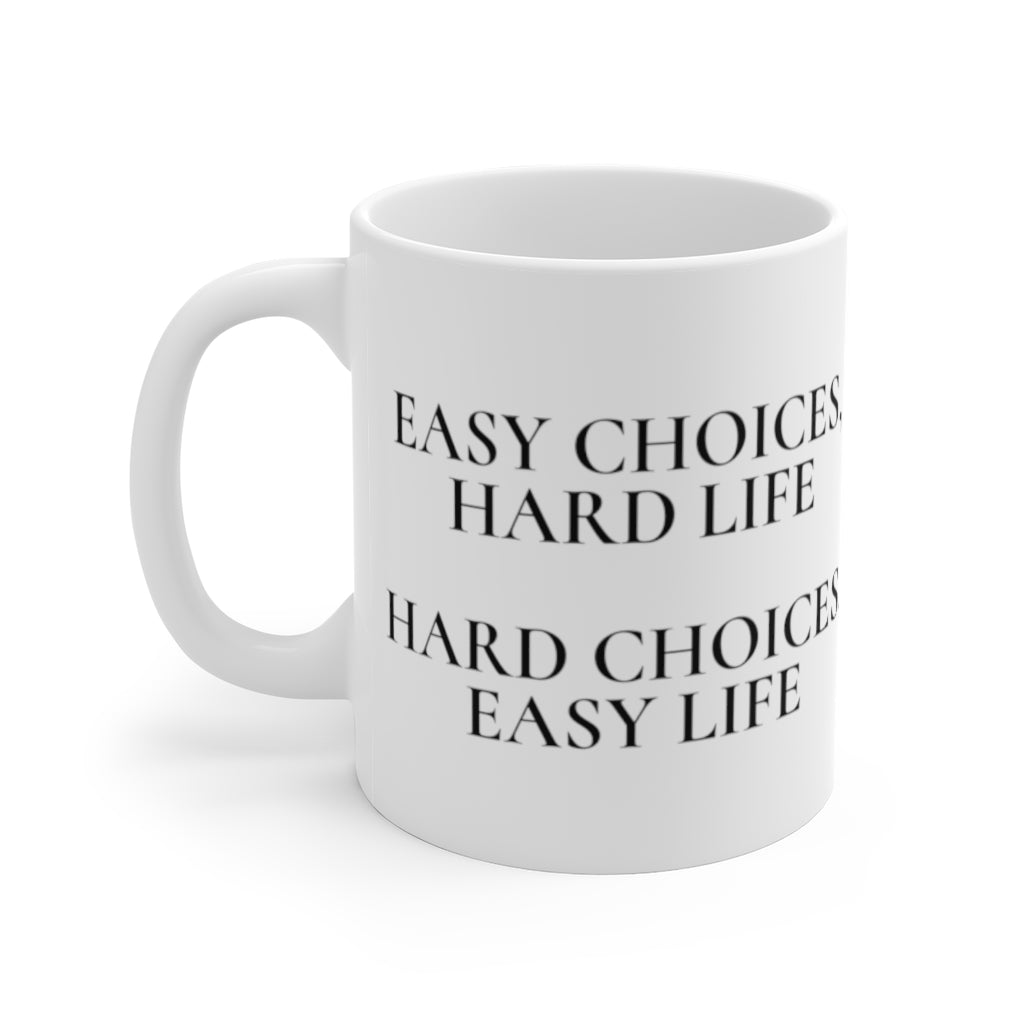 Hard Choices, Easy Life - Meechigan Moments