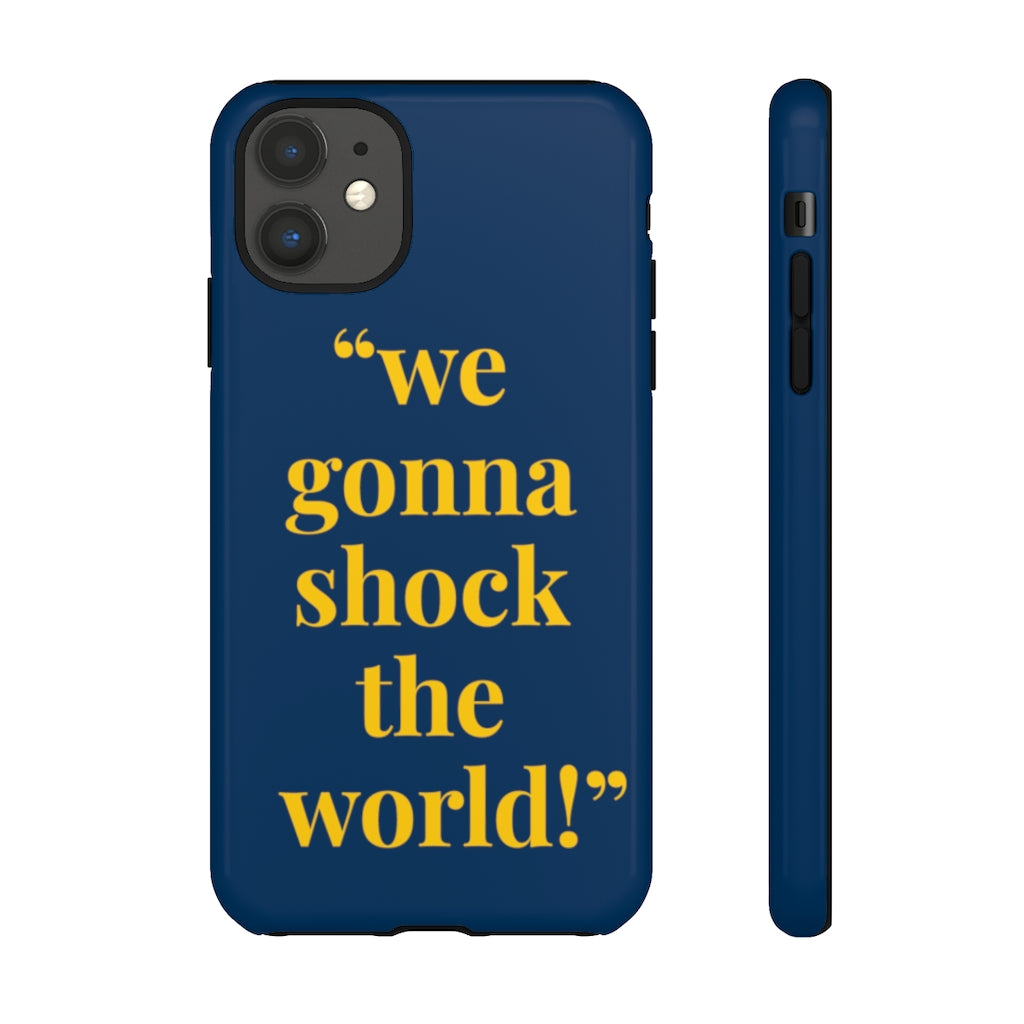 Shock The World - Phone Case - Meechigan Moments