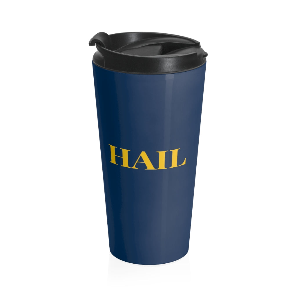 Hail - Travel Mug | Meechigan Moments