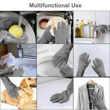 Load image into Gallery viewer, Silicone Magic Scrubber Glove