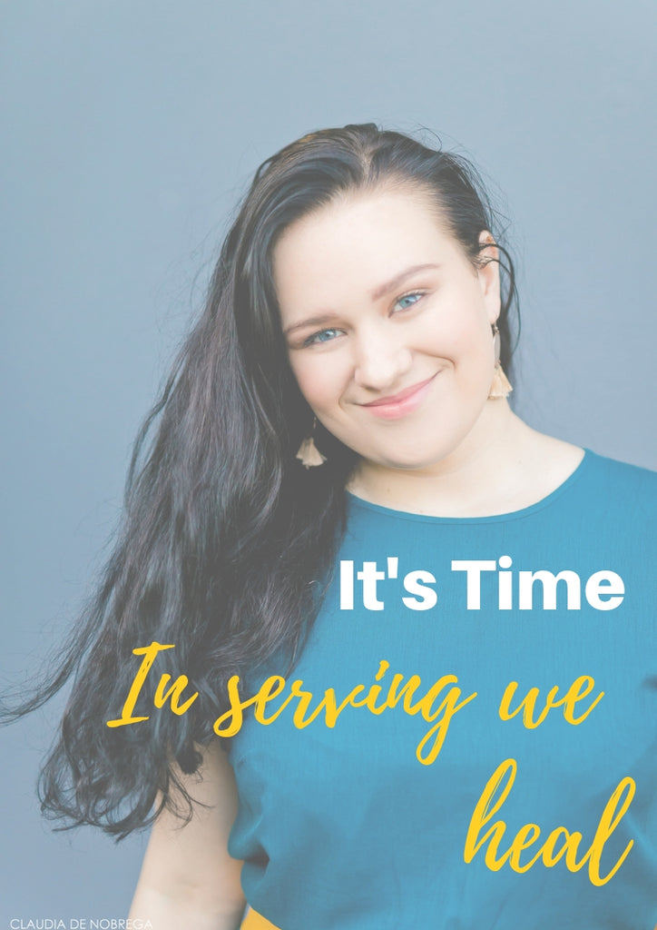 "Meet the ""It's Time"" Team - Introducing Paityn - In serving we heal"