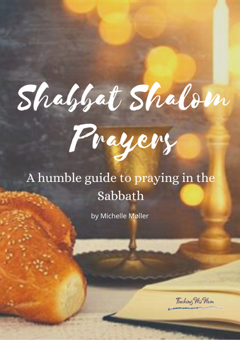 Shabbat Shalom Prayers 1 - Touching His Hem