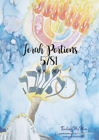 Torah Portions 5781 - Touching His Hem