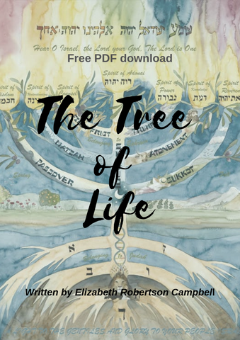 The Tree of Life - Touching His Hem