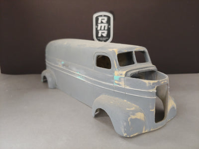 1941 Dodge COE Extended Panel
