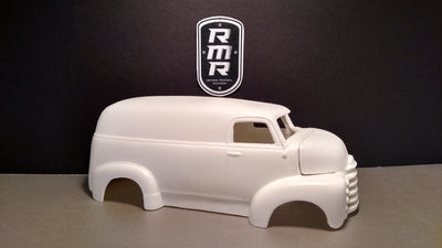 1950 Chevy COE Panel