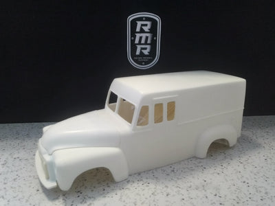 1954 Chevy Milk Truck