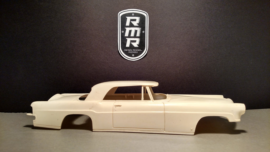 1955 Lincoln Continental Resin Model Ranch