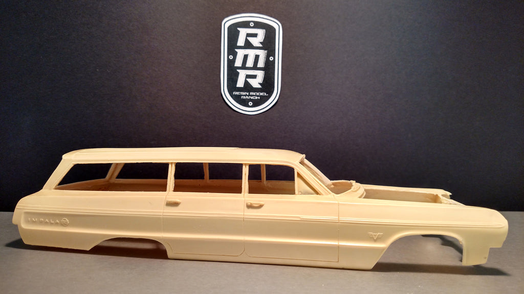 1964 Chevy Impala Station Wagon