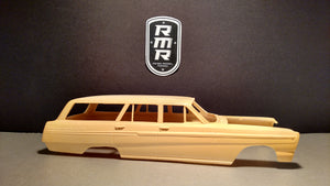 1965 Ford Fairlane 4D Station Wagon