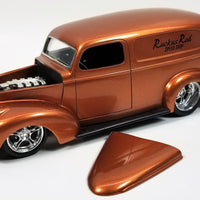 1941 Chevy Panel 1/2 Ton