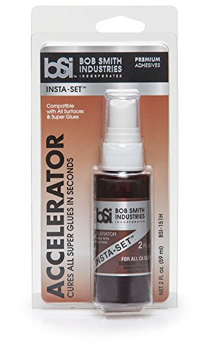 Bob Smith Industries BSI-151H Insta-Set Super Glue Accelerator, 2 fl. oz.