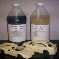 Model-Pro Casting' Resin Gallon Kit Polyurethane System