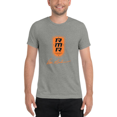 Resin Model Ranch Orange Logo Short sleeve t-shirt