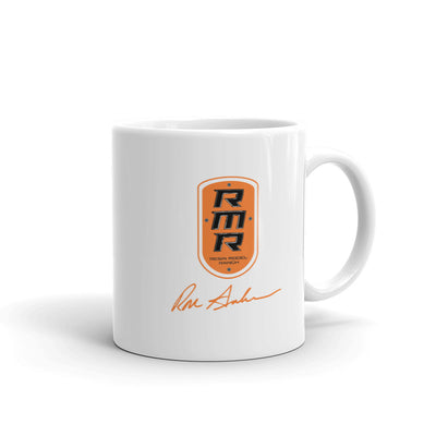 Resin Model Ranch Orange Logo Mug