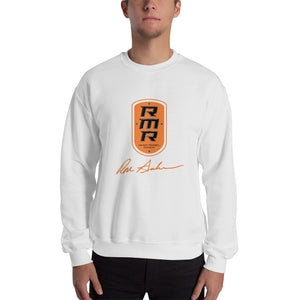 Resin Model Ranch Orange Logo Sweatshirt