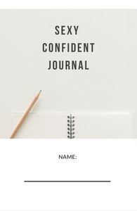 Sexy Confident Journal