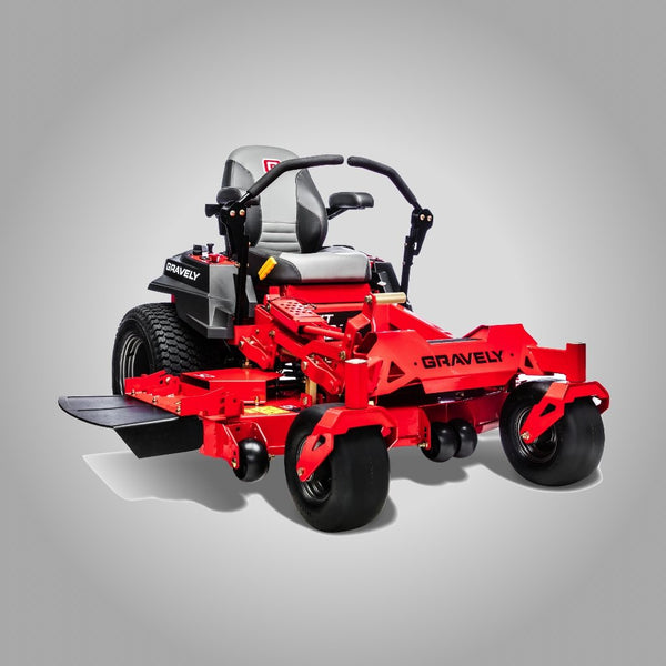 Fit up to a Gravely ZT HD