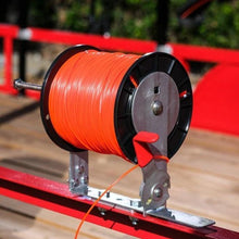 Load image into Gallery viewer, Adjustable Line Spool Rack with Cutter - Catch Pro Australia