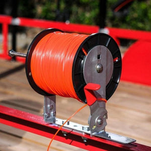 Adjustable Line Spool Rack with Cutter - Catch Pro Australia