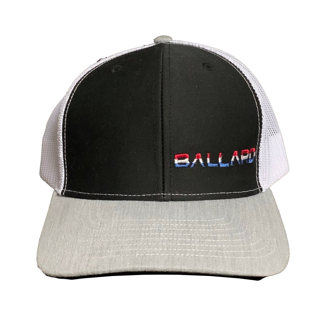 Ballard Adjustable Trucker Cap - Catch Pro Australia