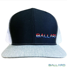 Load image into Gallery viewer, Ballard Adjustable Trucker Cap - Catch Pro Australia
