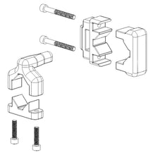 Load image into Gallery viewer, Equipment Defender Trimmer Rack Shaft Brackets - Catch Pro Australia