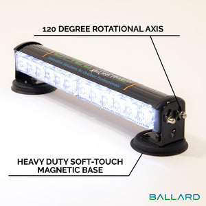 PRE-ORDER: Magnetic LED Light Bar USB Rechargeable - Catch Pro Australia
