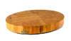 Oval Cherry Butcher Block End Grain | Cutting Boards -  LIMBA Woodcraft