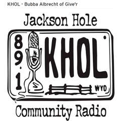 KHOL 98.1 - Interview with Bubba Albrecht and Give'r