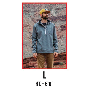 Ol' Faithful: Your Go-To Midweight Pullover