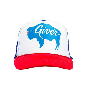 Bold Bison Trucker Hat