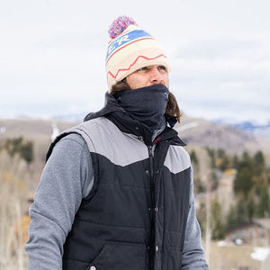 neck gaiter, buff, give'r, jackson hole, infinity, scarf