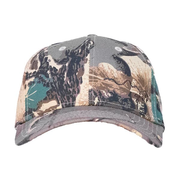 Hugh's High Country Camo Hat