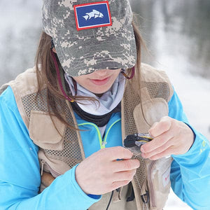 Digi-Camo Wyoming Trout Hat