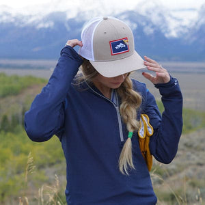 Wyo-Magnet Trout Hat