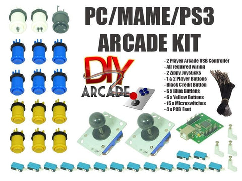USB Arcade Kit (for PC/PS3/MAME)