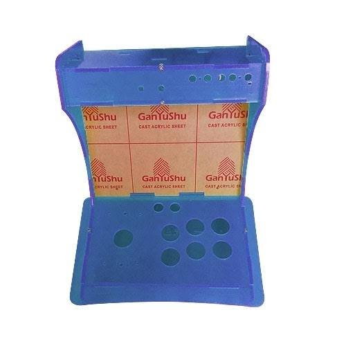 "7"" Mini Bartop Flat Pack ( Blue )"