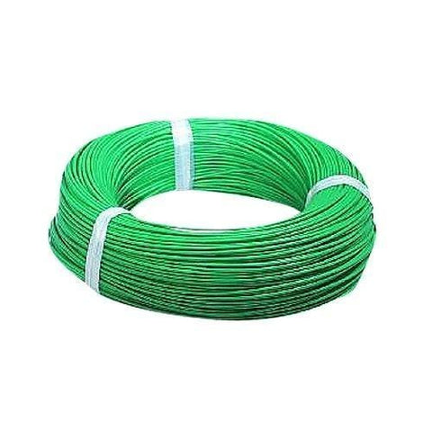 Green Wire Cable (per metre)