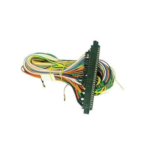 "JAMMA Harness for 110"" (2.8mm) push button"